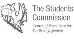 The Students Commission logo